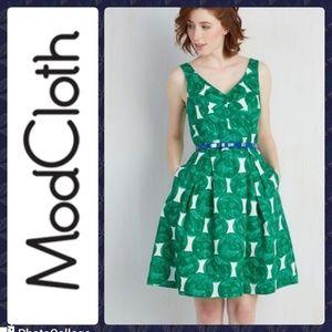 ModCloth All Day Elan dress